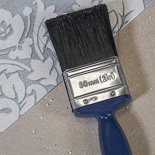 Multicolor Silverline 505083 Brocha Desechable