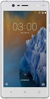 NOKIA 3, 16 GB, Beyaz (NOKIA Türkiye Garantili)