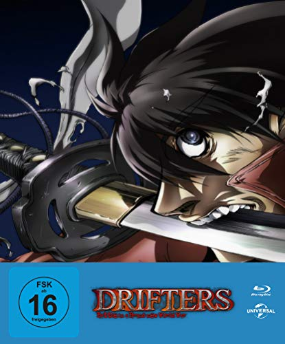 Drifters - Battle In A Brand-New World War - Limitierte Premium Edition [Blu-ray]