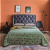 Franela de Lujo Coral Fleece anket Doue-sideThick Warm Super Multifuncional anket Manta Decorativa Estilo 5,100x140 cm