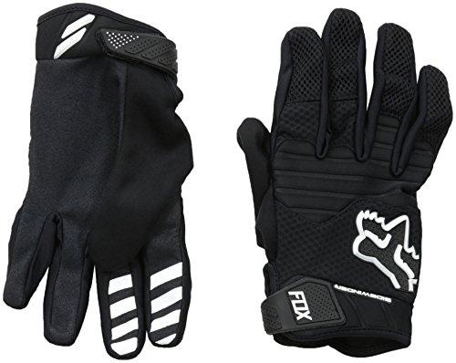 Fox Herren Sidewinder Polar Handschuhe, Black, S