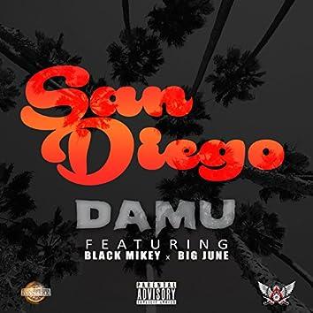San Diego (feat. Black Mikey & Big June) - Single