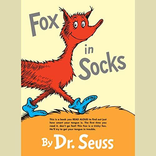 Couverture de Fox in Socks