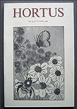 hortus gardening journal