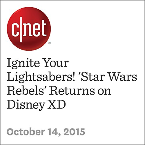 Ignite Your Lightsabers! 'Star Wars Rebels' Returns on Disney XD                   By:                                                                                                                                 Bonnie Burton                               Narrated by:                                                                                                                                 Rex Anderson                      Length: 2 mins     Not rated yet     Overall 0.0