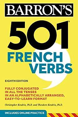 501 French Verbs (Barron's 501 Verbs)
