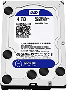 Global Dream srls HD 3,5 4TB 5400rpm 64 MB SATA3 Blue WD Blue
