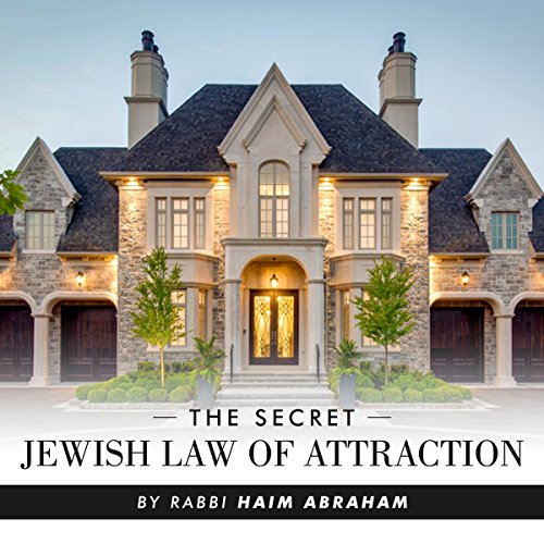 The Secret Jewish Law of Attraction audiobook cover art