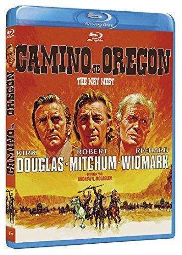 Der Weg nach Westen / The Way West ( 1967 ) ( ) (Blu-Ray)