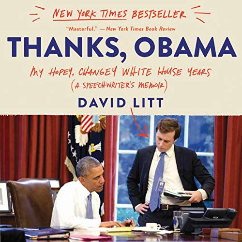 Thanks, Obama cover art