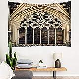 WH-CLA Wall Tapestry,Tapiz De Puerta Arqueada Tapiz para Colgar En La Pared, Tapices De Pared De Primera Calidad para La Decoración De La Sala De Estar del Hogar,150x150cm