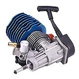 Shanbor Motor de Coche RC, 28 Lados 1pc 33000RPM Potente arrancador de Coche RC, para orugas de camión de Oruga RC 1: 8