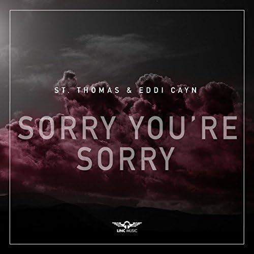 St. Thomas & Eddi Cayn
