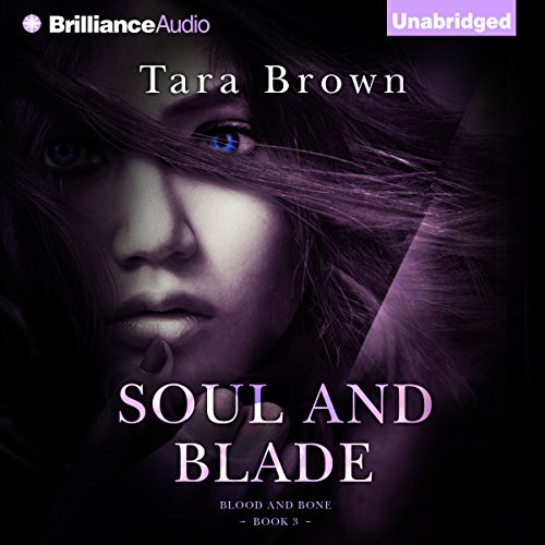 Soul and Blade audiobook cover art