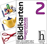 Bildkarten 2 (50 Aktivierungskarten mit Gegenstände aus dem Haushalt) - ideal in der Altenpflege, Geriatrie und Heimbetreuung, Biografiearbeit, Sprachförderung, Pädagogik, Therapie - im Spielkarten-Etui -