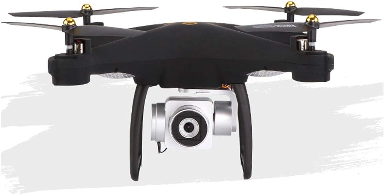 Linbing123 LED-Drohne, GPS-Positionier-Luftkamera mit GPS-Position, Luftbildfotografie, Wi-Fi-Mobiltelefon, intelligente Steuerung, FPV-Vierachsen-Gyroskop,001