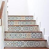 Pegatinas adhesivas para escaleras de baldosas   Adhesivo contramarca baldosas...
