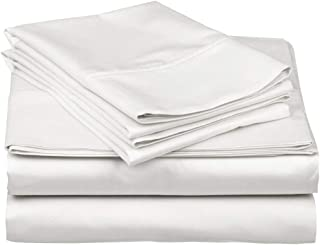 True Luxury 1000-Thread-Count 100% Egyptian Cotton Bed...