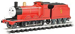 Bachmann Industries Thomas & Friends - James The Red Engine with Moving Eyes - Large
