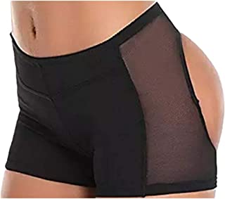 Braguitas Moldeadoras/Faja Bragas Control Fuerte con Almohadillas para Bragas Nalgas Ricas Shapewear Talladora del Cuerpo Atractiva para Mujer
