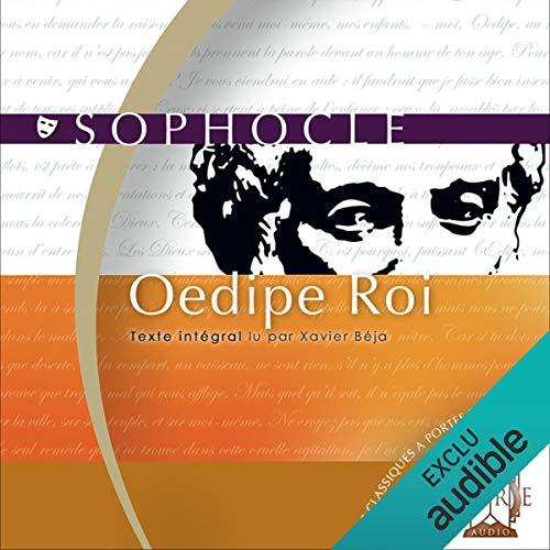 Œdipe Roi audiobook cover art
