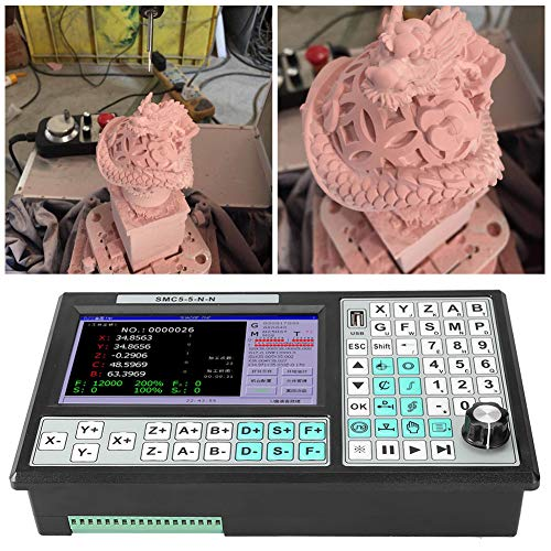 CNC Motion Controller, 5 Axis Offline Controllers Replace MACH3 500KHz USB Motion Controllers