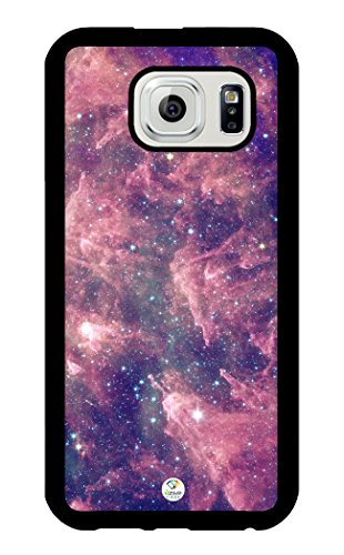 iZERCASE Samsung Galaxy S6 Case Milkyway Galaxy Rubber - Fits Samsung Galaxy S6 T-Mobile, AT&T, Sprint, Verizon and International