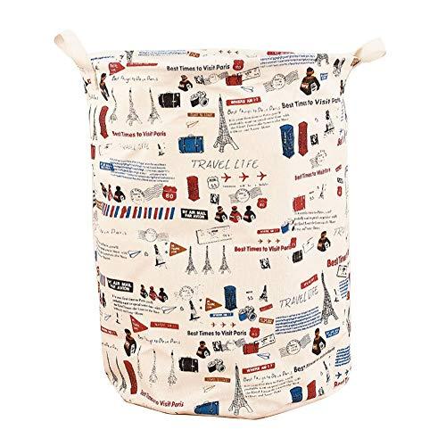 Motif Mignon Paresseux Trousse de Toilette pour Femme AIUIN Voyage Trousse de Maquillage Portable Multifonction Sacs Cosm/étique en Coton de Polyester Imperm/éables