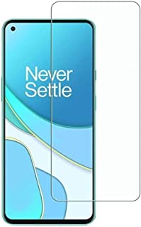Wuzixi OnePlus 8T+ 5G Screen Protector.HD transparent scratch-resistant tempered glass screen protector, Screen Protector ...
