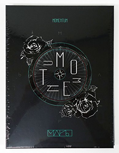 Dreamtea Entertainment Map6 - Momentum (3Rd Single) Cd+Photobook+Photocard