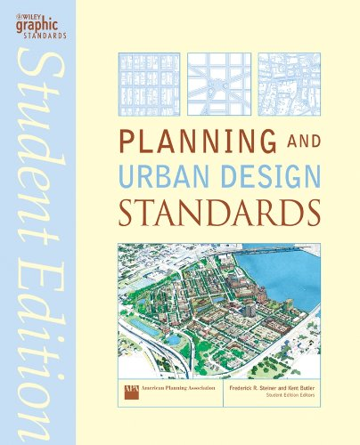 Compare Textbook Prices for Planning and Urban Design Standards 60172nd Edition ISBN 9780471760900 by American Planning Association,Steiner, Frederick R.,Butler, Kent