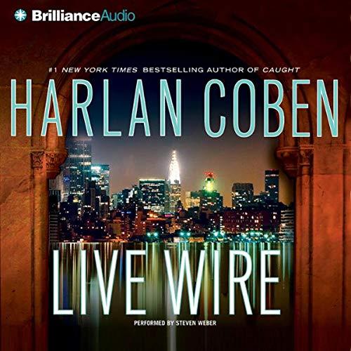 Page de couverture de Live Wire