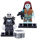 LEGO 71024 - Minifigure Disney serie 2, Sally & Jack