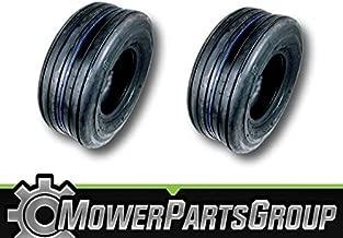 MowerPartsGroup (2) Front Tires Troy Bilt Mustang RZT 42
