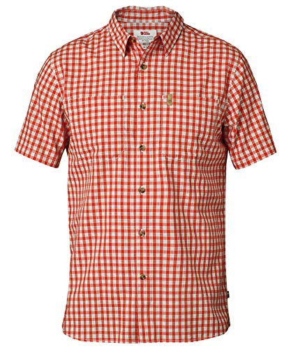 FJÄLLRÄVEN Fjäll Räven High Coast T-Shirt Rouge Medium - Rouge