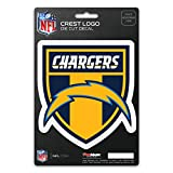 NFL Los Angeles Chargers Shield Aufkleber