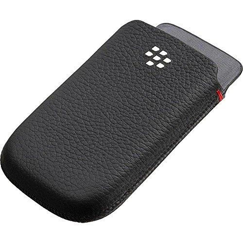 BlackBerry Hartschalenhülle für 9300/9700/8520 schwarz