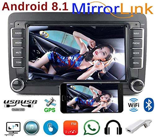 Reproductor Multimedia Coche Android Passat reproductores multimedia coche  Marca DONGMAO