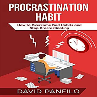 Procrastination Habit cover art