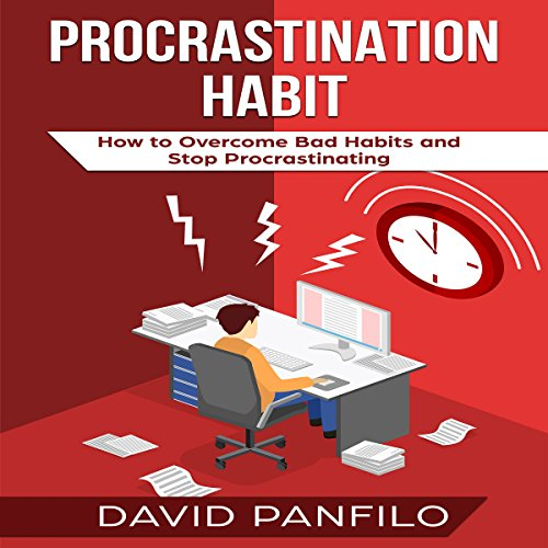 Procrastination Habit audiobook cover art