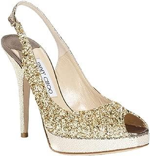 jimmy choo pumps glitter