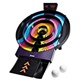 Franklin Sports Whirl Ball Arcade Game - Game Room Ready Tool Free Arcade Game - Auto Scoring Electronics with...