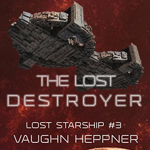 The Lost Destroyer Titelbild