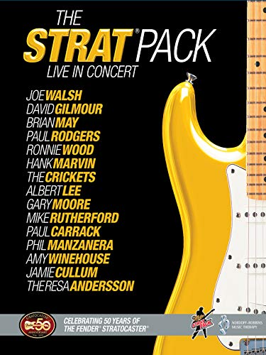 The Strat Pack Live In Concert