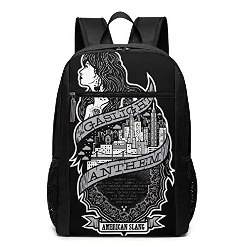 IUBBKI The Gaslight Anthe Oversized Backpack 17 Inch Laptop Bag School Business Travel Unisex Casual Fashion