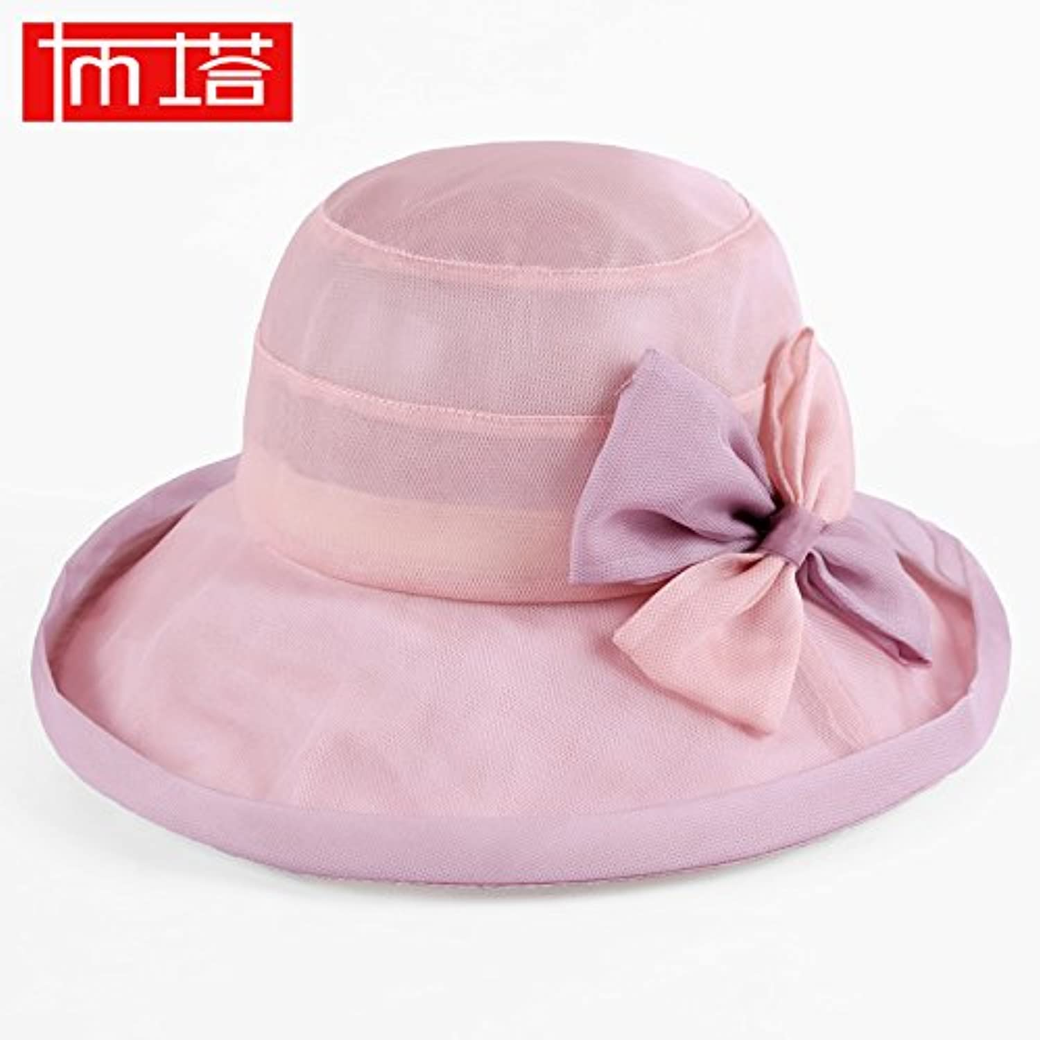 MSZYZSunscreen hat Female Sunshade Cap Female Guard Against Ultrapurple Radiation Beach Cap