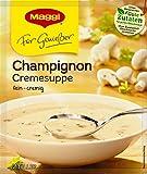 Titel: Maggi Meisterklasse 2-Tassen Champignonsuppe, 4er Pack (4 x 50 g)