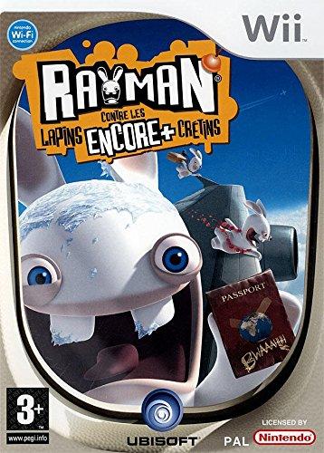 Ubisoft Rayman Raving Rabbids 2 - Juego