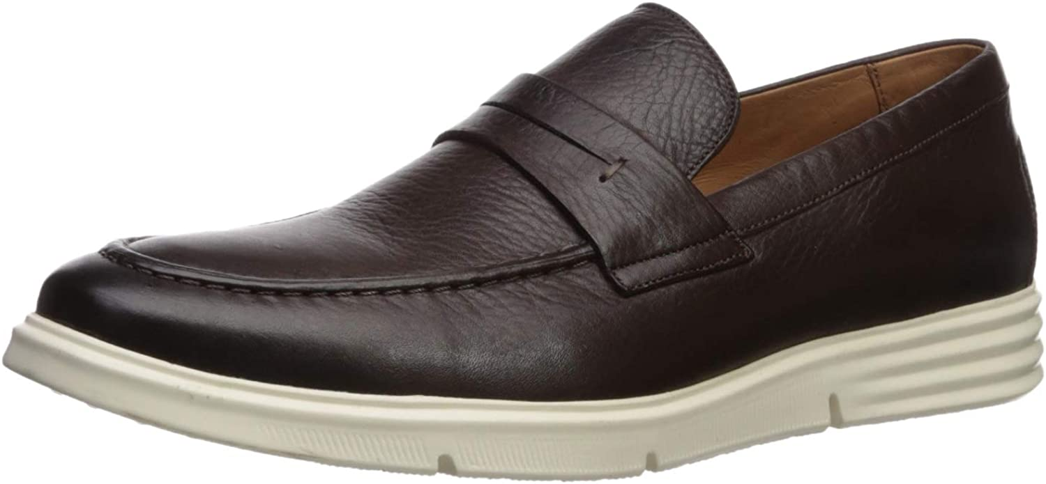 Driver Club USA Mens Mens Genuine Leather Made in Brazil New Haven Sneaker Sneaker