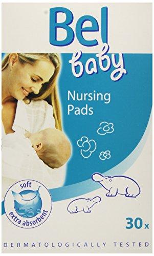 BEL Baby Discos Protector de Lactancia - 30 Unidades